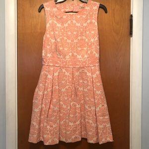 Pink Jack Wills dress